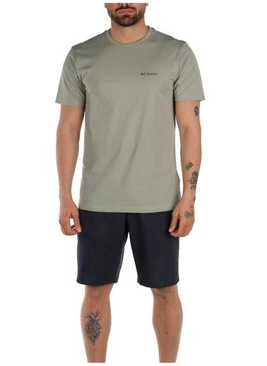 Columbia Columbia T-Shirt Yeşil
